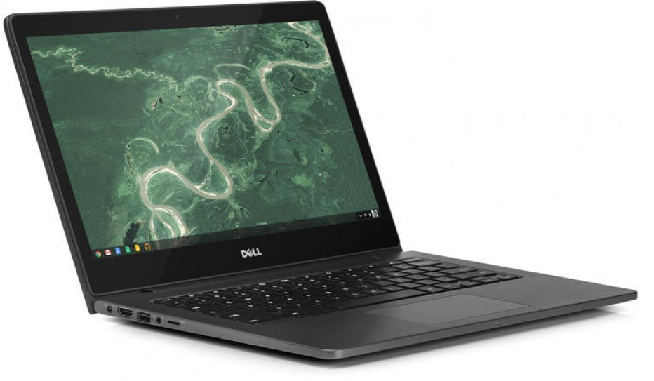 Dell and Google present the Chromebook 13