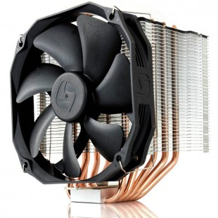 SilentiumPC debuts Fortis 3 HE1425 CPU cooler