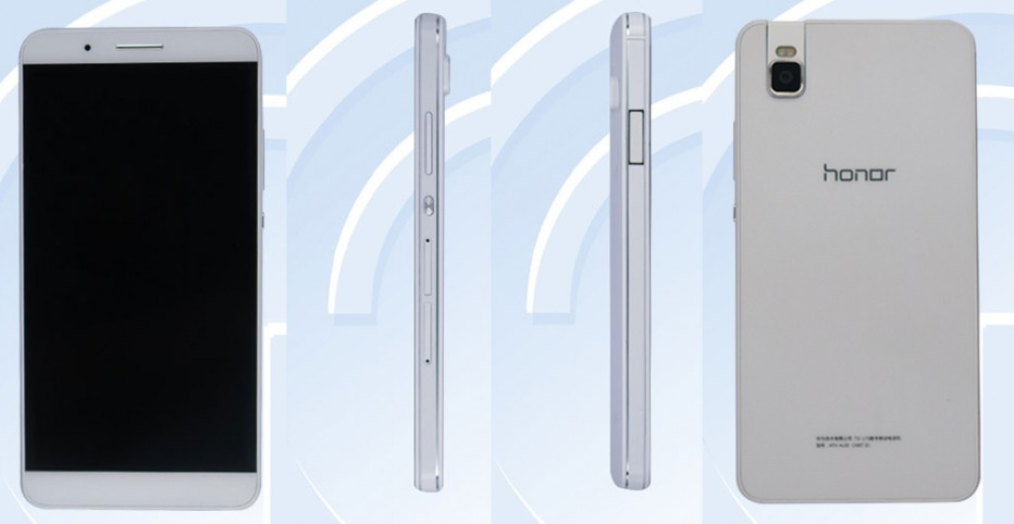 Huawei Honor 7i makes it to the Internet