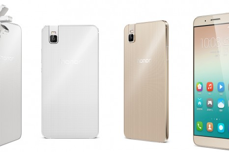Huawei presents Honor 7i phablet