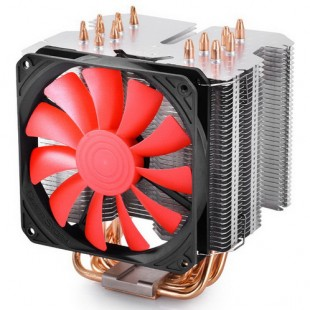 DeepCool starts sales of Lucifer K2 CPU cooler