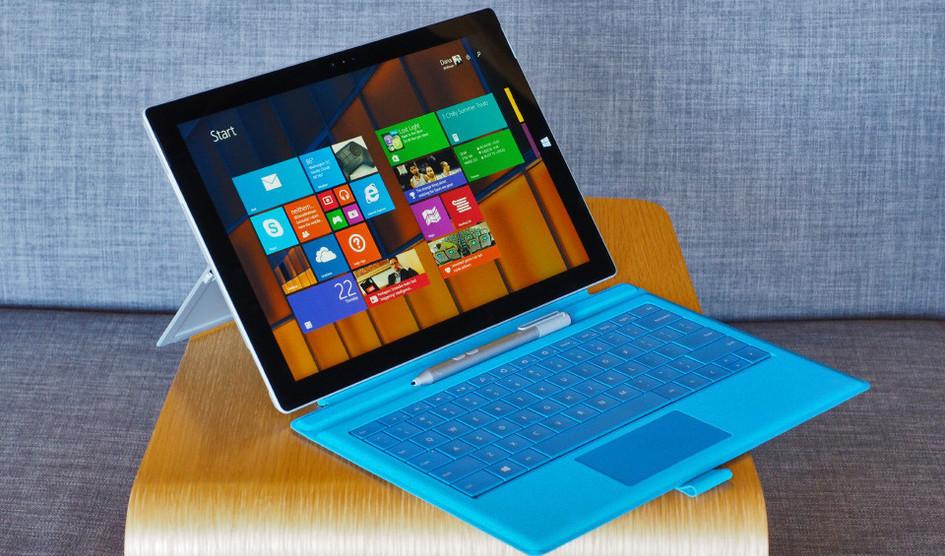 Microsoft Surface 4