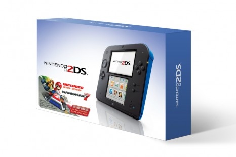Nintendo cuts 2DS price to USD 100