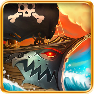 Pirate Battles: Corsairs Bay