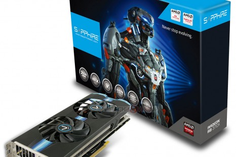 AMD launches the Radeon R9 370X