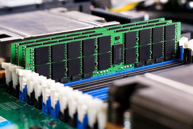 Rambus R+ DDR4