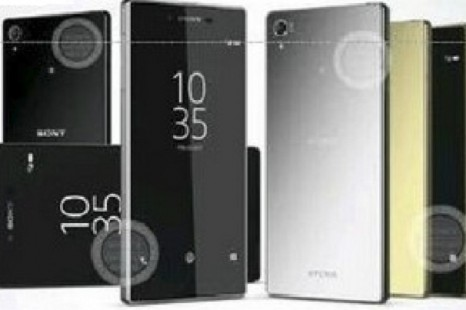 First pictures of the Sony Xperia Z5 Plus smartphone