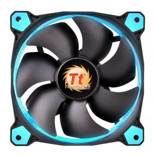 Thermaltake debuts two new LED radiator fans