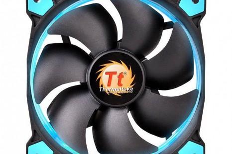 Thermaltake debuts two new LED radiator fans