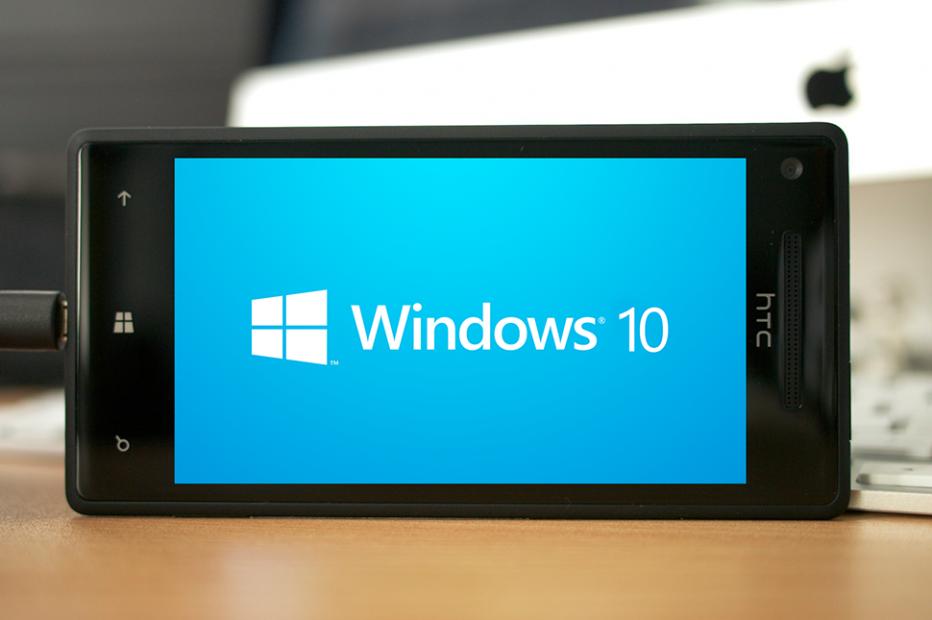 Windows 10 Mobile needs 8 GB of internal memory