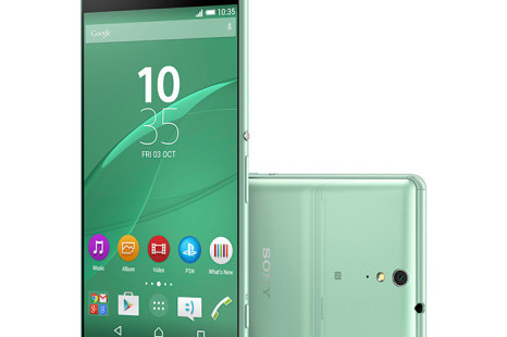 Sony presents the Xperia C5 Ultra smartphone