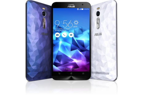 ASUS unveils ZenFone 2 Deluxe Special Edition