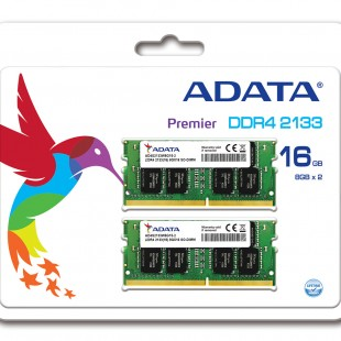 ADATA releases Premier DDR4 SO-DIMM memory