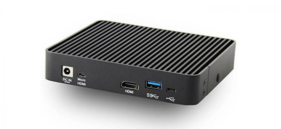 ASRock uBOX is a mini PC with Bay Trail chip