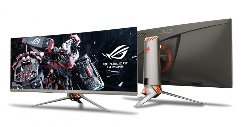 ASUS to release 34-inch gaming monitor