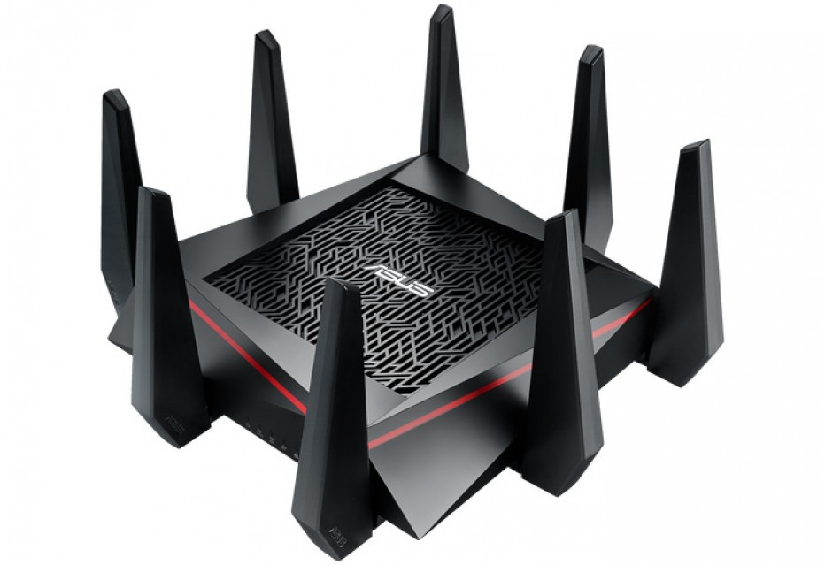 ASUS touts world's fastest Wi-Fi router
