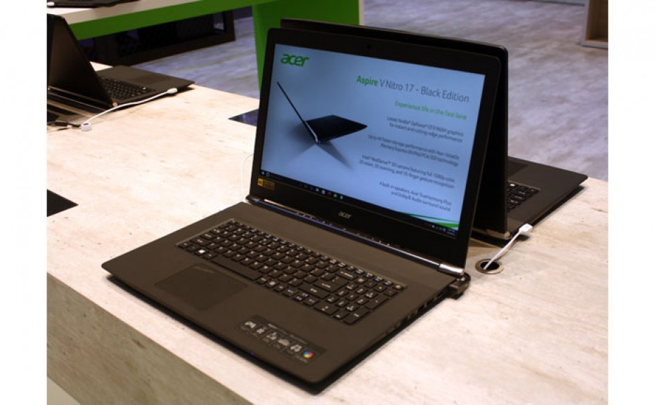 Acer updates V15 and V17 Nitro notebooks