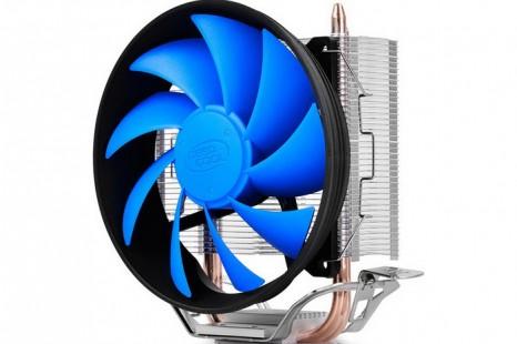 Deepcool outs Gammaxx 200T CPU cooler