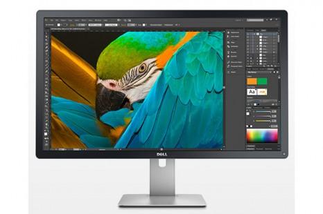 Dell presents three new UltraSharp monitors