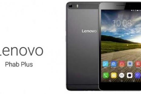 Lenovo debuts 6.8-inch phablet device