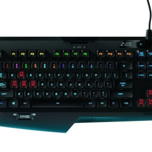 Logitech presents new tenkeyless gaming keyboard