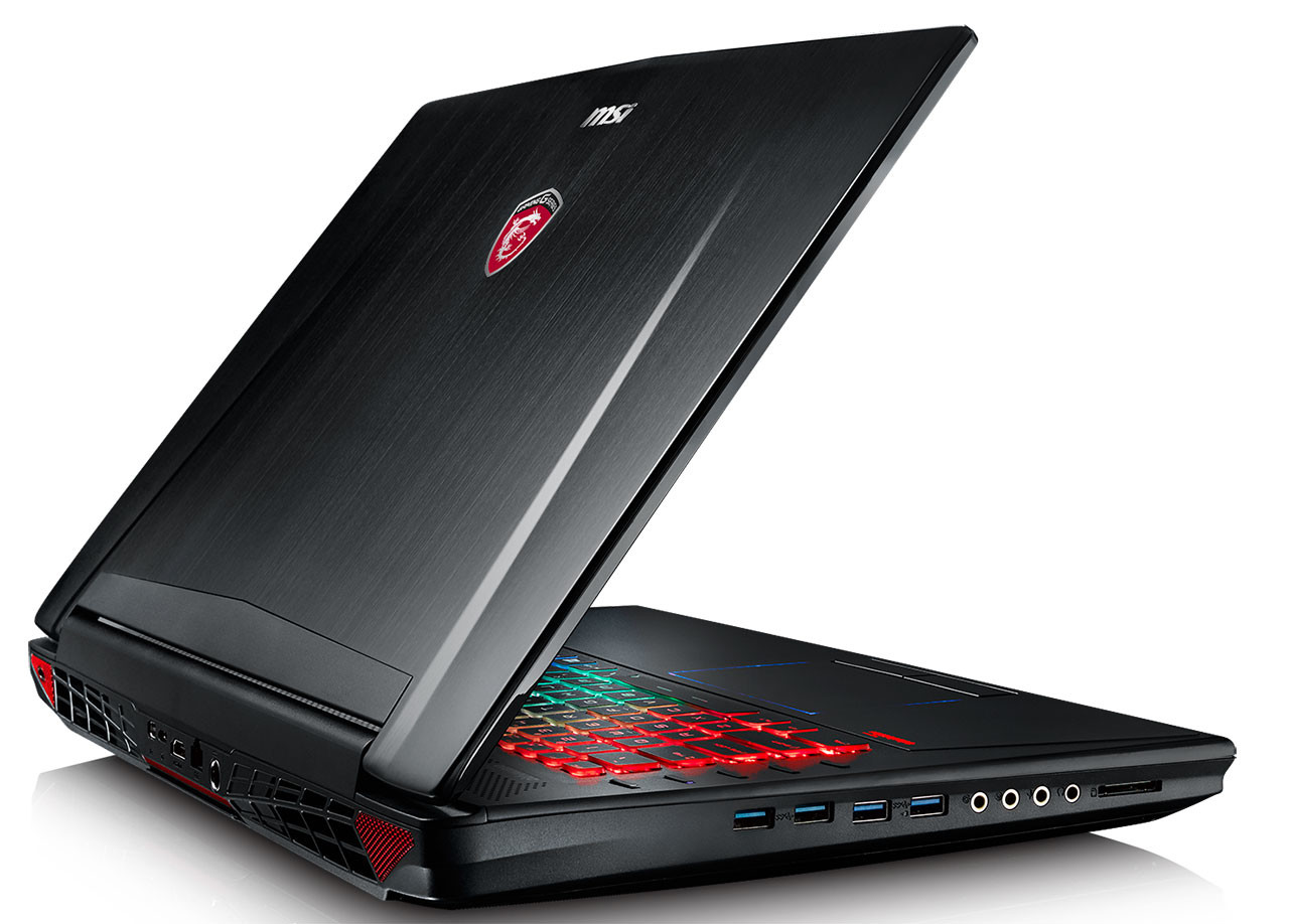 MSI GT72 notebook