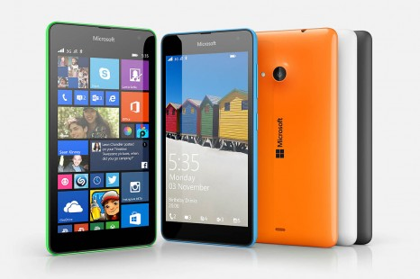 Microsoft Lumia 550 smartphone spotted online