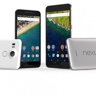 Google presents Nexus 5X and Nexus 6P smartphones