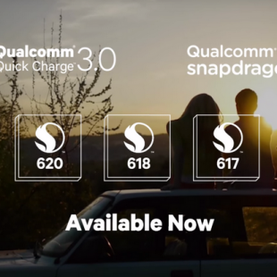 Qualcomm shows Quick Charge 3.0 technology