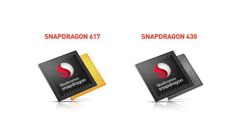 Qualcomm Snapdragon 617 430