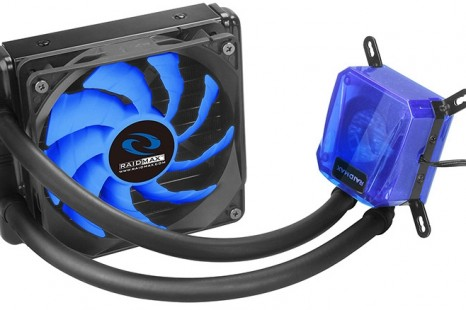 Raidmax develops Cobra 120 and Cobra 240 liquid CPU coolers