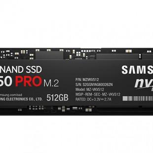 Samsung presents 950 Pro SSD line