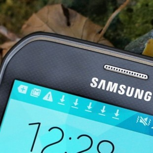 Samsung works on Galaxy Mega On smartphone