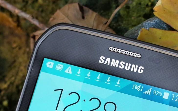 Samsung smartphone generic