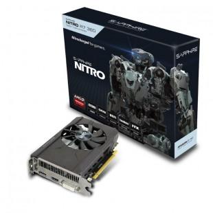 Sapphire releases Radeon R7 360 Nitro graphics card