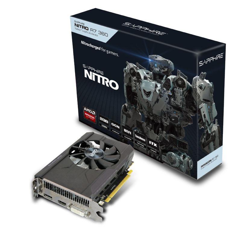 Sapphire R7 360 Nitro