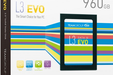 Team Group brings L3 EVO SSDs to market