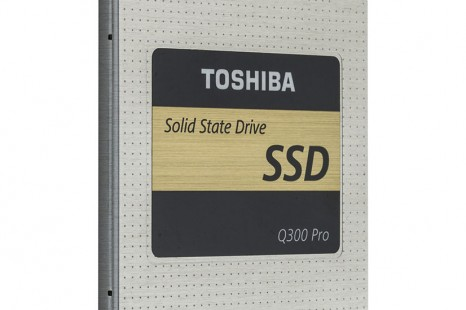Toshiba presents new powerful SSDs