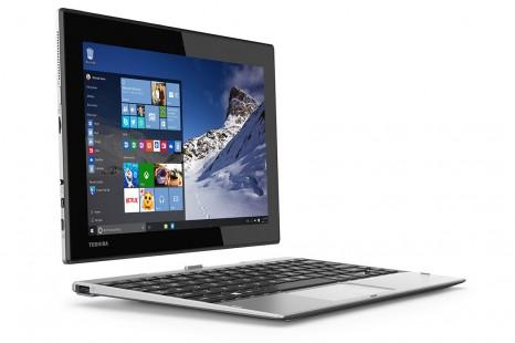 Toshiba offers cheap convertible laptop