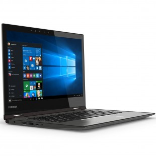 Toshiba announces world's first 4K Ultra HD convertible notebook