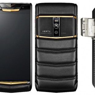 Vertu updates its Signature Touch premium smartphone