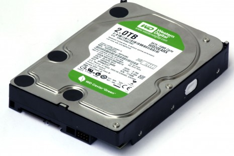 Western Digital retires Green hard drives