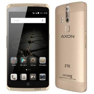 ZTE debuts premium Axon Elite smartphone
