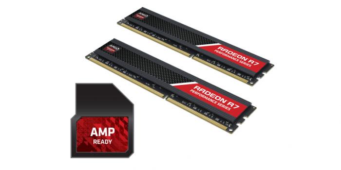 AMD DDR4 memory