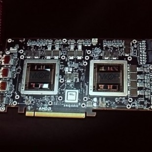 AMD's dual Fiji XT card may be called Gemini