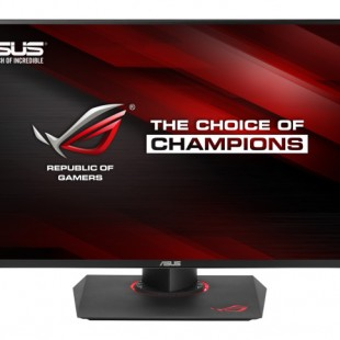 ASUS announces two new ROG monitors