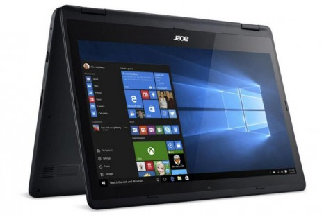 Acer launches the Aspire R14 notebook