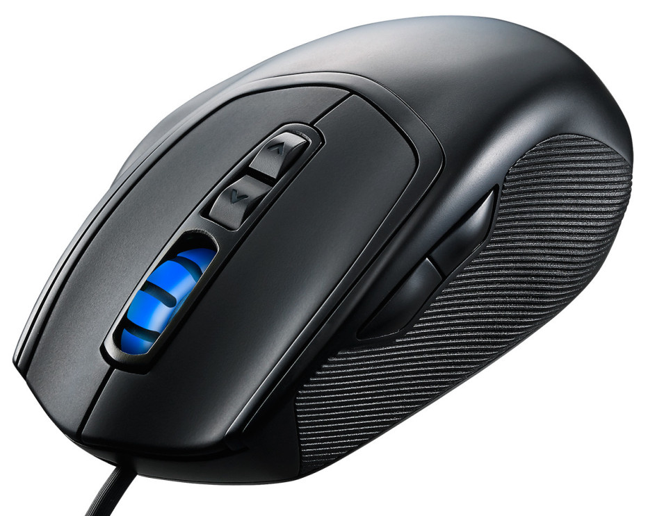 Cooler Master offers the new Storm Hornet II gaming mouse