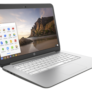 HP presents the Chromebook 14 G4