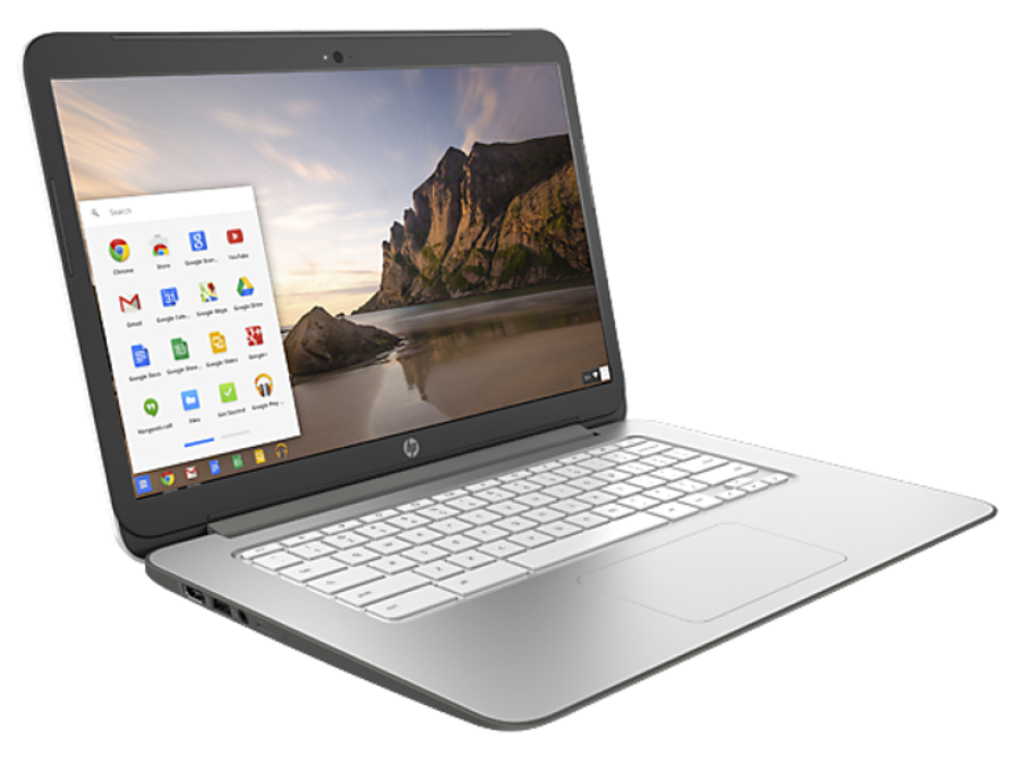 HP presents the Chromebook 14 G4